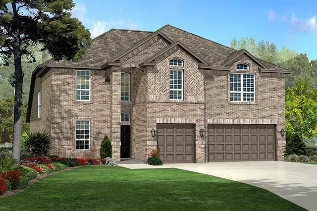 3608 Wintergreen Street, Grand Prairie, TX 76065 (MLS #14693226) :: The Krissy Mireles Team