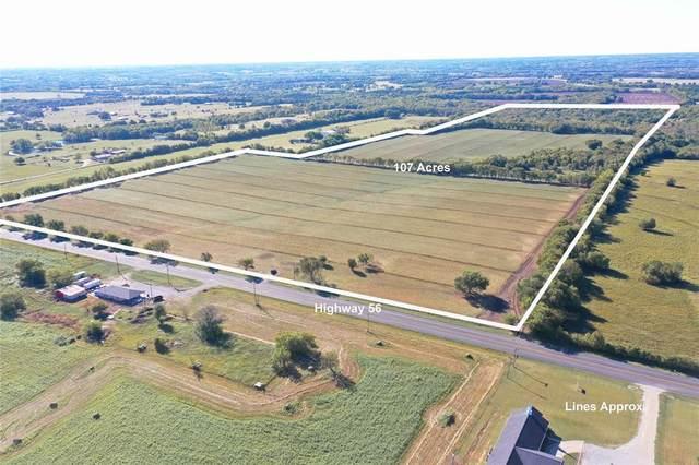 11086 State Highway 56, Sherman, TX 75090 (MLS #14693240) :: Beary Nice Homes