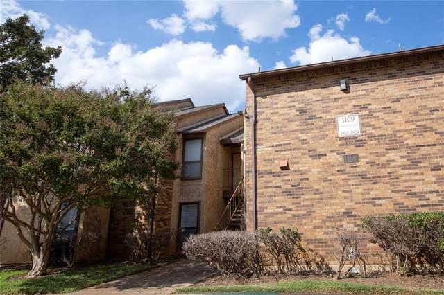 1109 Calico Lane #1811, Arlington, TX 76011 (MLS #14693248) :: The Chad Smith Team