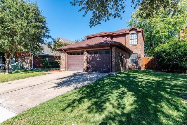6828 Century Circle, Plano, TX 75023 (MLS #14693252) :: Texas Lifestyles Group at Keller Williams Realty