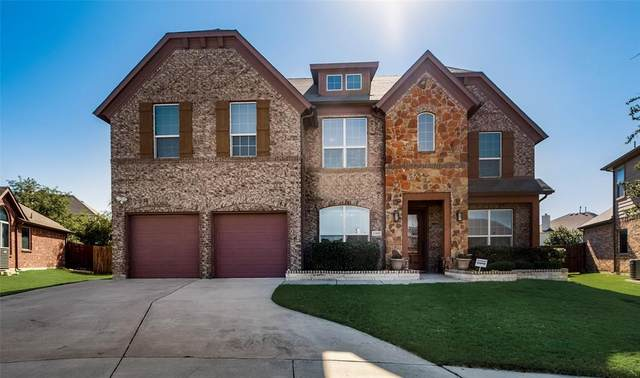 2300 Peaceful Pointe Drive, Little Elm, TX 75068 (MLS #14693255) :: Texas Lifestyles Group at Keller Williams Realty
