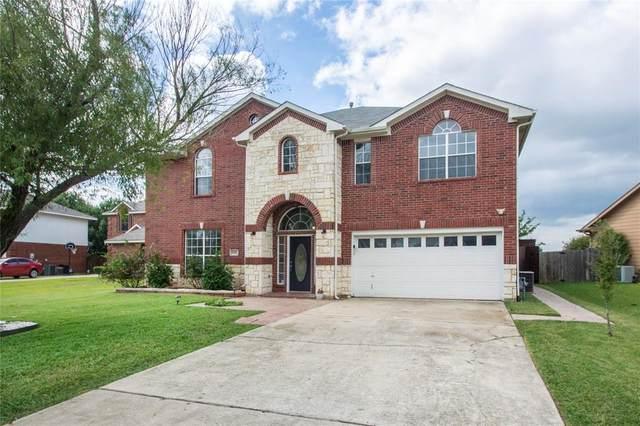 3201 Cantura Drive, Mesquite, TX 75181 (MLS #14693280) :: Trinity Premier Properties