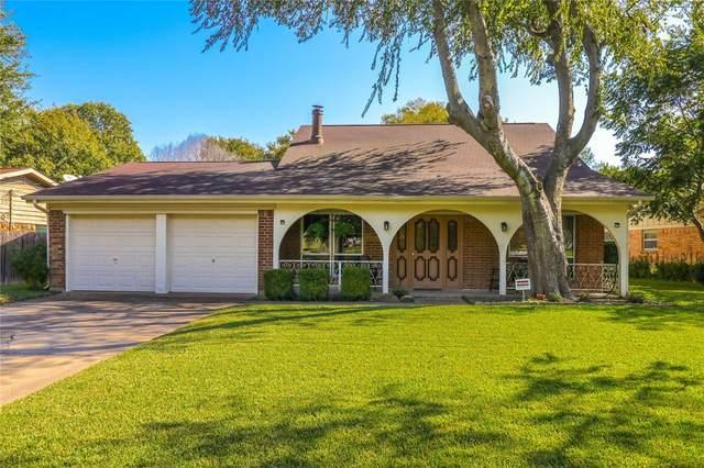 116 Brookwood Drive, Desoto, TX 75115 (MLS #14693281) :: 1st Choice Realty