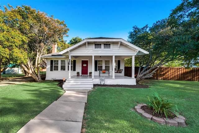609 S Bois D Arc Street, Forney, TX 75126 (MLS #14693287) :: Texas Lifestyles Group at Keller Williams Realty