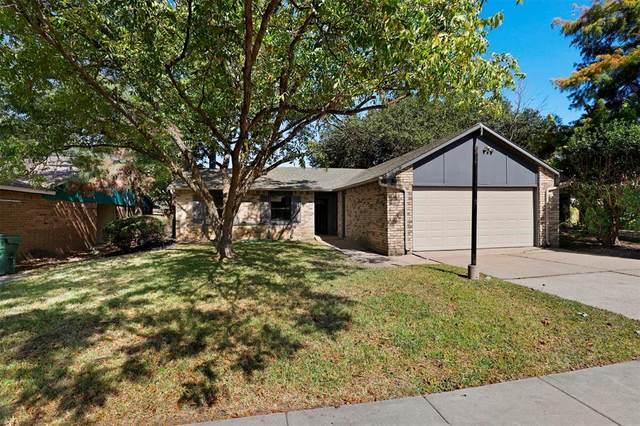 2009 Pennington Drive, Arlington, TX 76014 (MLS #14693330) :: Epic Direct Realty