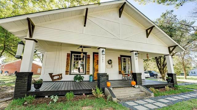 307 W Conner Street, Garrett, TX 75119 (MLS #14693343) :: The Hornburg Real Estate Group
