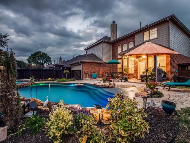 3716 Marble Lane, Mckinney, TX 75070 (MLS #14693367) :: Real Estate By Design