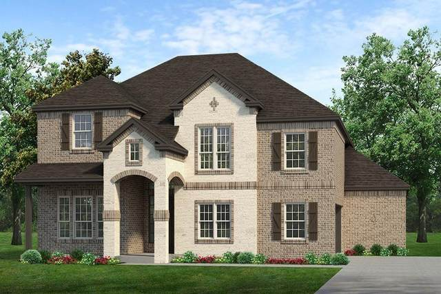 5201 Vista Lago Way, Mansfield, TX 76063 (MLS #14693403) :: The Chad Smith Team