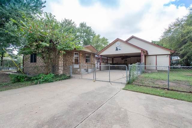 404 Oak Drive, Tool, TX 75143 (MLS #14693421) :: Wood Real Estate Group