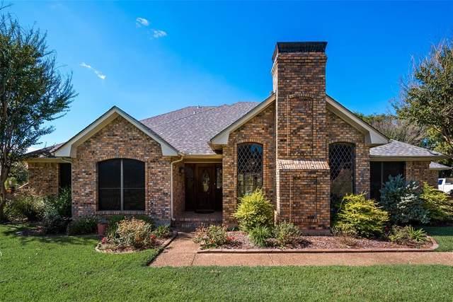 511 Winding Creek Trail, Oak Leaf, TX 75154 (MLS #14693445) :: The Good Home Team