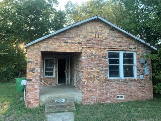 1732 Dillard Street, Fort Worth, TX 76105 (MLS #14693452) :: Real Estate By Design
