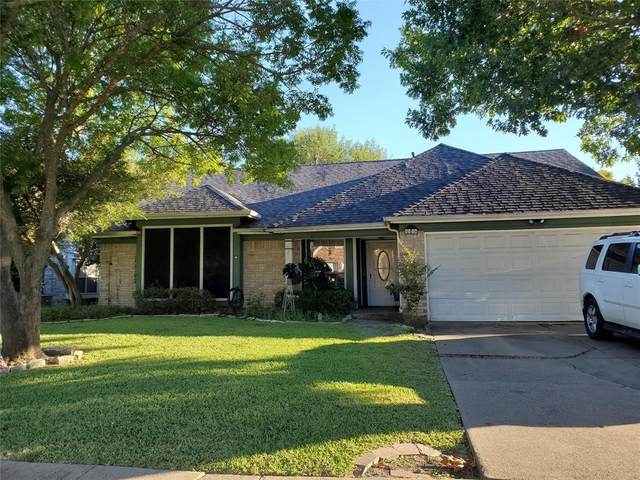 8114 Weatherly Drive, Rowlett, TX 75089 (MLS #14693453) :: Texas Lifestyles Group at Keller Williams Realty