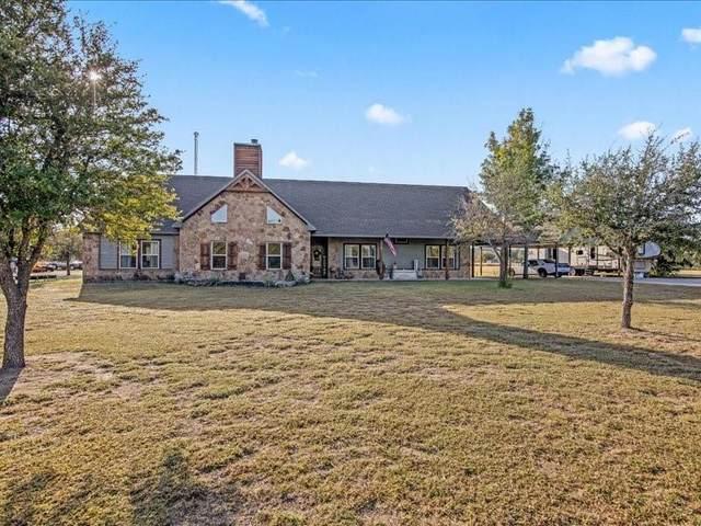 1338 County Road 1016, Glen Rose, TX 76043 (MLS #14693467) :: Justin Bassett Realty