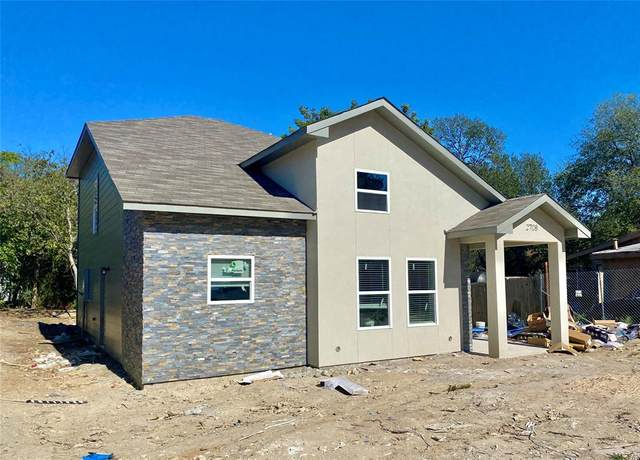 2708 17th Street, Fort Worth, TX 76106 (MLS #14693476) :: The Hornburg Real Estate Group