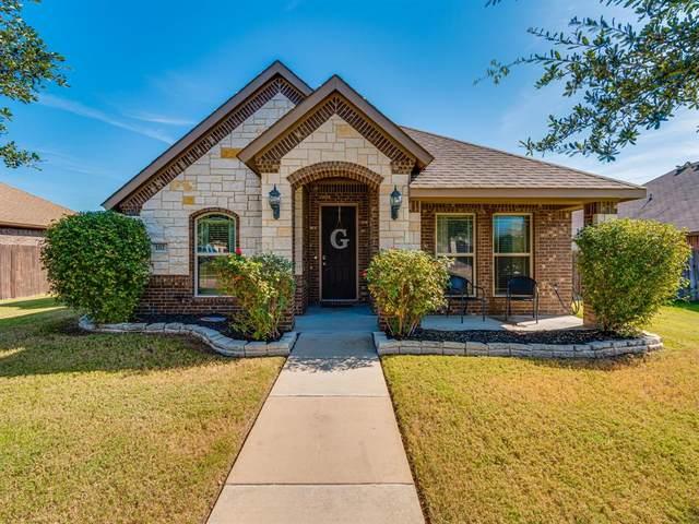 102 Cambridge Street, Waxahachie, TX 75165 (MLS #14693482) :: The Hornburg Real Estate Group