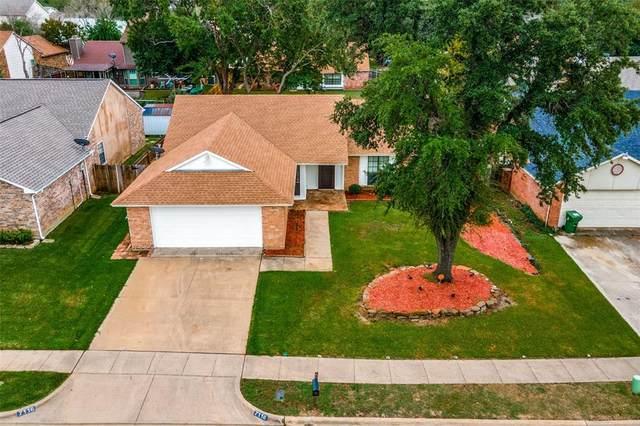 7116 Blackberry Drive, Arlington, TX 76016 (MLS #14693511) :: Trinity Premier Properties
