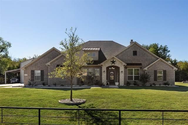 1352 Christie Lane, Terrell, TX 75161 (MLS #14693512) :: Real Estate By Design