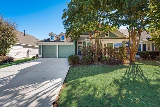 9809 Hedge Bell Drive, Mckinney, TX 75072 (MLS #14693520) :: Craig Properties Group