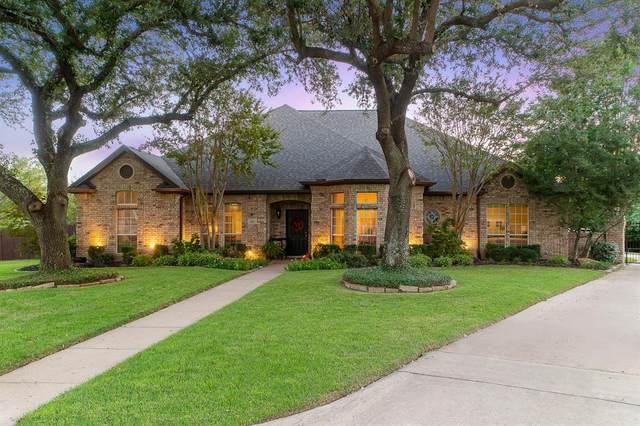 1002 Shadywood Court, Southlake, TX 76092 (MLS #14693522) :: The Tierny Jordan Network