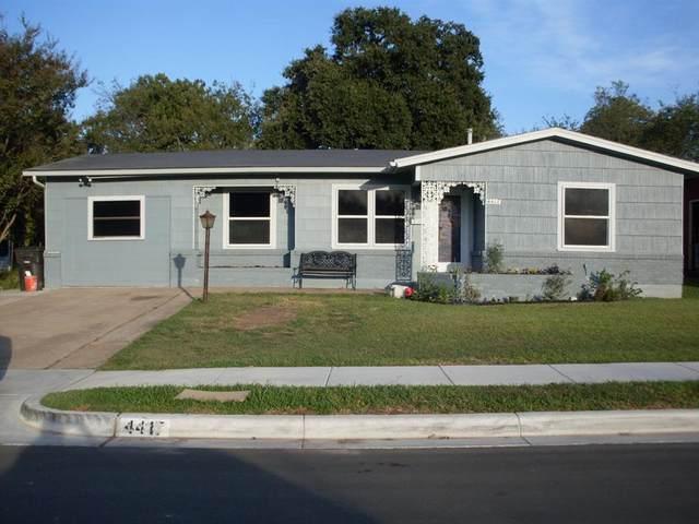4417 S Hughes Avenue, Fort Worth, TX 76119 (MLS #14693523) :: Jones-Papadopoulos & Co