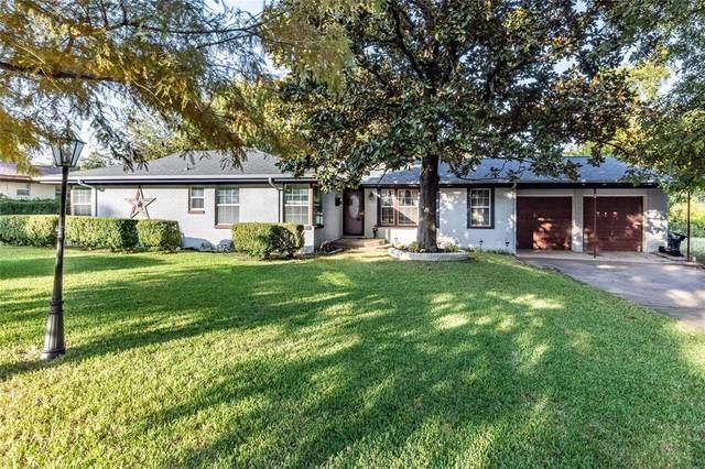 2725 Mimosa Park Drive, Richland Hills, TX 76118 (MLS #14693525) :: Lisa Birdsong Group   Compass