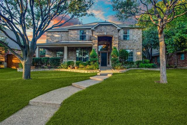 2350 Brazos Drive, Frisco, TX 75033 (MLS #14693531) :: The Mitchell Group