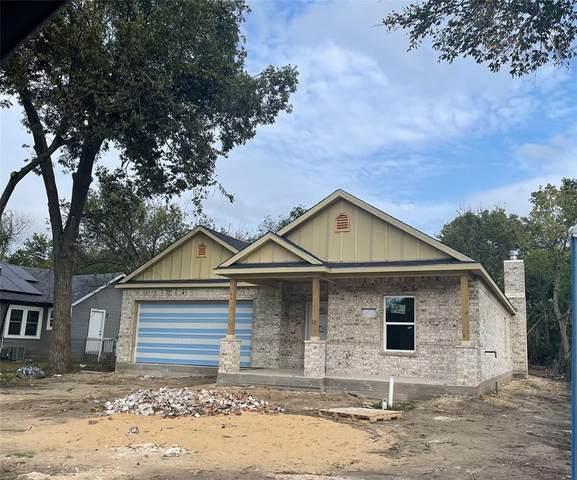911 S Rockwall Avenue, Terrell, TX 75160 (MLS #14693532) :: Team Hodnett