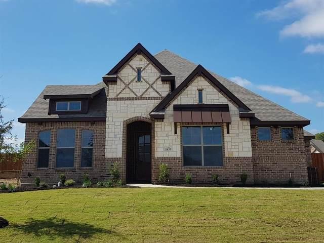 2137 Pepperdine Drive, Weatherford, TX 76088 (MLS #14693544) :: Team Hodnett