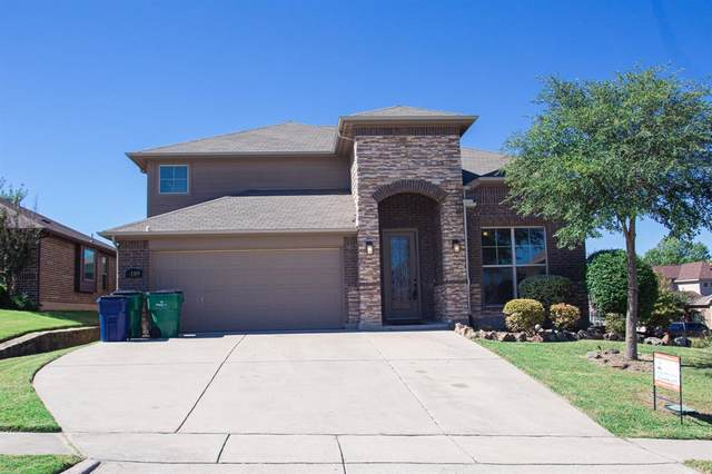 4109 Sioux Drive, Mckinney, TX 75071 (MLS #14693546) :: VIVO Realty
