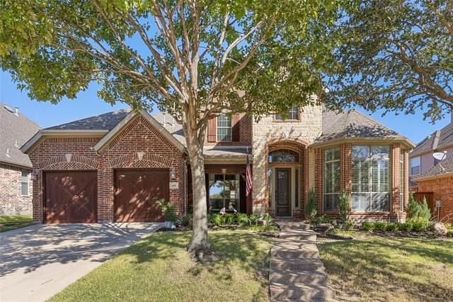816 Hidden Springs Court, Mckinney, TX 75071 (MLS #14693549) :: The Good Home Team