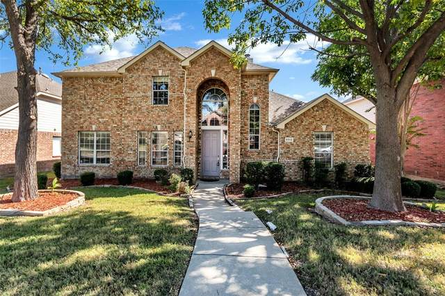 8312 Spring Valley Lane, Plano, TX 75025 (MLS #14693560) :: EXIT Realty Elite