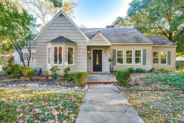 208 Griffith Avenue, Terrell, TX 75160 (MLS #14693577) :: Real Estate By Design