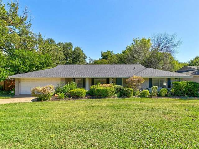 1509 Versailles Road, Fort Worth, TX 76116 (MLS #14693590) :: The Good Home Team