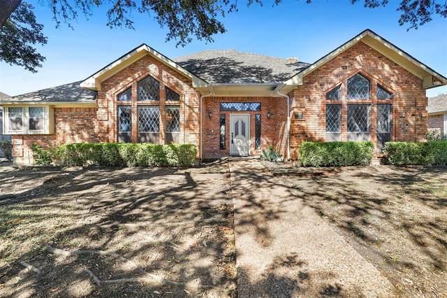 2307 Highland Heights Lane, Carrollton, TX 75007 (MLS #14693633) :: The Tierny Jordan Network
