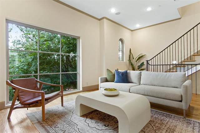 4406 Bowser Avenue #18, Dallas, TX 75219 (MLS #14693651) :: Premier Properties Group