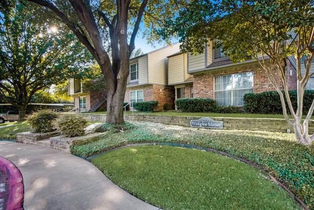 2535 Wedglea Drive #207, Dallas, TX 75211 (MLS #14693690) :: Epic Direct Realty