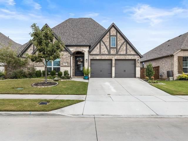 807 Langholm Drive, Celina, TX 75009 (MLS #14693737) :: Trinity Premier Properties