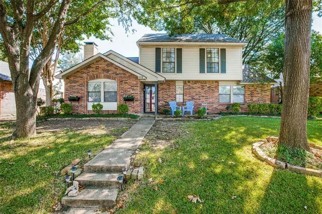 110 Rustic Ridge Drive, Garland, TX 75040 (MLS #14693739) :: The Tierny Jordan Network