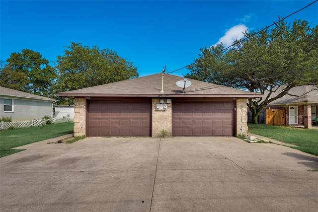 13027 Mitchell Drive, Balch Springs, TX 75180 (MLS #14693756) :: The Tierny Jordan Network