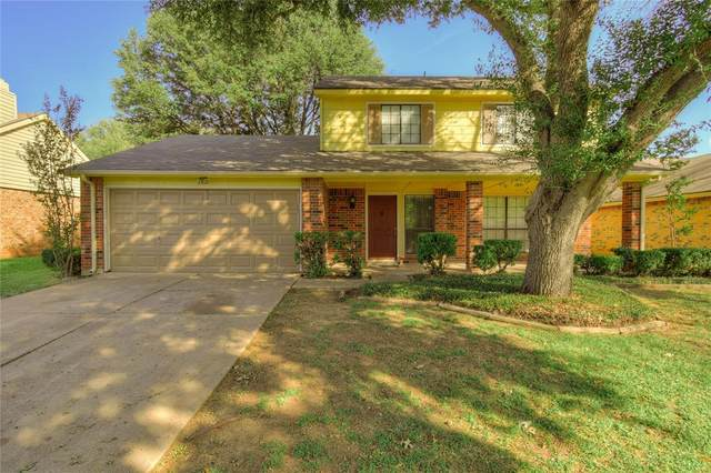 3312 Forest Creek Drive, Fort Worth, TX 76123 (MLS #14693757) :: 1st Choice Realty