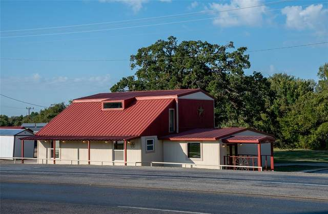 2481 E Highway 67, Keene, TX 76031 (MLS #14693772) :: 1st Choice Realty