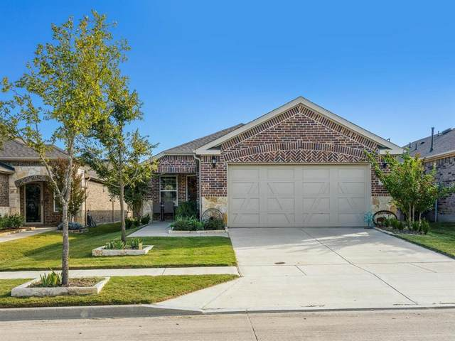 7605 Heritage Drive, Little Elm, TX 76227 (MLS #14693775) :: The Hornburg Real Estate Group
