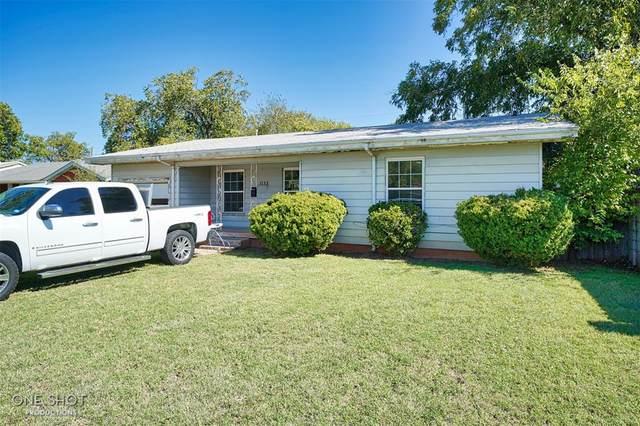 1133 Green Street, Abilene, TX 79603 (MLS #14693776) :: Team Hodnett