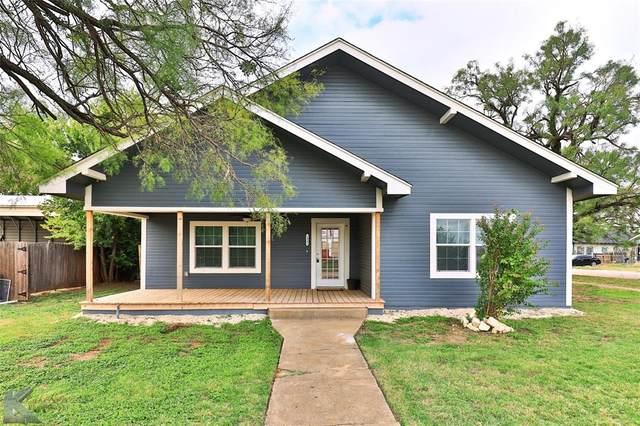 1441 S 2nd Street, Abilene, TX 79602 (MLS #14693785) :: Team Hodnett