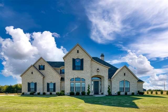 4016 Howard Road, Waxahachie, TX 75165 (MLS #14693802) :: Texas Lifestyles Group at Keller Williams Realty