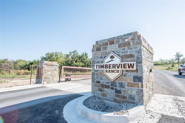 LOT 15 Timberview Ranch, Weatherford, TX 76087 (MLS #14693804) :: The Chad Smith Team