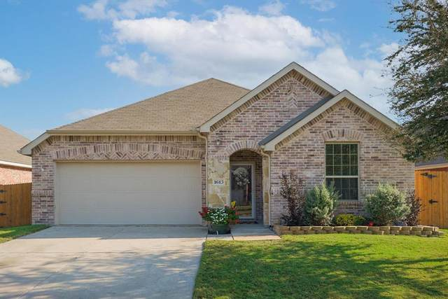 1613 Rosson Road, Little Elm, TX 75068 (MLS #14693810) :: Trinity Premier Properties