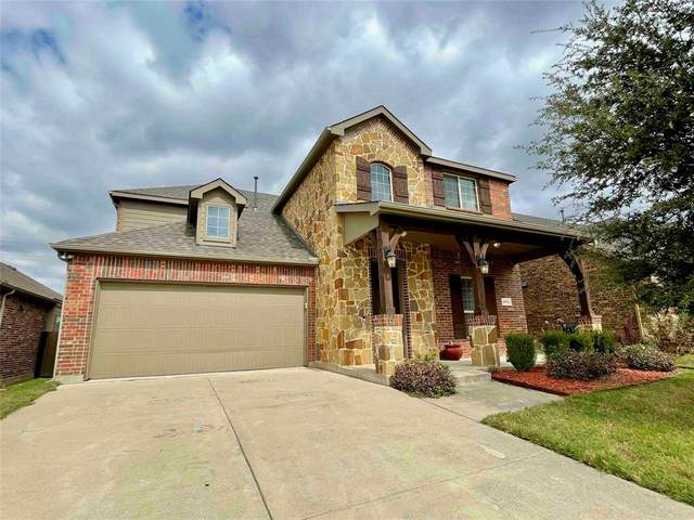 10724 Parnell Drive, Mckinney, TX 75072 (MLS #14693830) :: Texas Lifestyles Group at Keller Williams Realty