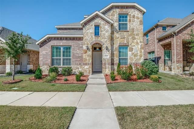 2164 Barx Drive, Little Elm, TX 75068 (MLS #14693847) :: Jones-Papadopoulos & Co