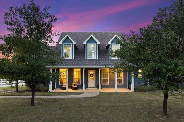 322 Old Justin Road, Argyle, TX 76226 (MLS #14693870) :: DFW Select Realty